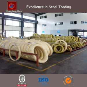 50crva Oil-Tempered Spring Steel Wire (CZ-W05) pictures & photos