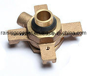 Bronze Star Expansion Joint for Water Meter pictures & photos