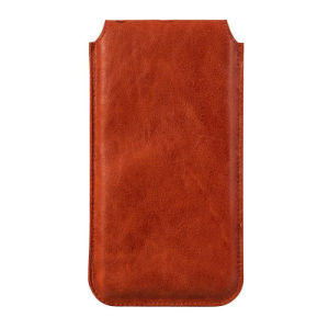 Flip Geniue Leather Cell Phone Case for iPhone 6/7 pictures & photos