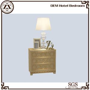 Hotel Bed Runner Bedroom Furniture Bedside Pedestal pictures & photos