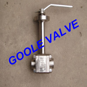 800LB Low Temperature / Cryogenic Forged Steel Ball Valve (GADQ11/61F) pictures & photos