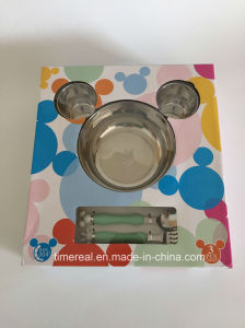 Micky Dinner Set Xg-004 pictures & photos