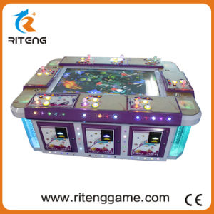 Casino Usage Video Fish Table Game with 8 Players pictures & photos
