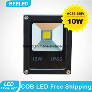 10W Red Waterproof Projection Lamp Home Garden LED Flood Light