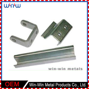 OEM/ODM High Precision Customized Fast Supplier Alloy Aluminium Punching Machine Sheet Metal pictures & photos