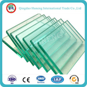 10mm Curved Tempered Glass/Hot Bending Glass for Building pictures & photos