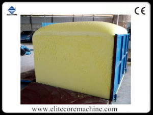 Manual Mix Machine for Batch Producing Foam Sponge Polyurethane
