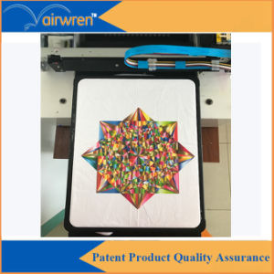 Multi-Functional Digital T-Shirt Printing Machine A3 DTG T-Shirt Printer for Textile pictures & photos