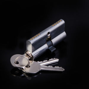 65mm High Security Brass Cylinder Lock  pictures & photos