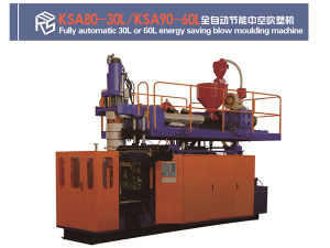 Fully Automatic 60L Energy Saving Blow Moulding Machine pictures & photos