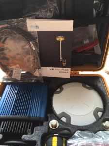 Hi-Target V30 Rover and Base GPS Receiver pictures & photos