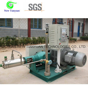 Horizontal 24m3h Flow Range Lo2 Cryogenic Centrifugal Pump pictures & photos