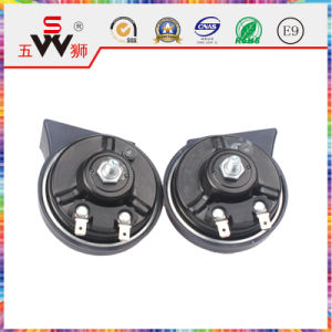 Wushi Auto Electric Disc Car Snail Horn for Car Parts pictures & photos