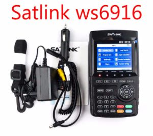 Hot Sales Factory in China High Quality Low Price Satlink Ws 6916 6933 6909 6906 6918 6950 Satellite Finder pictures & photos