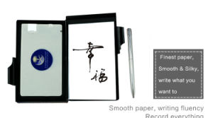 Note Book Name Card Holder Slimest Power Bank for iPhone and Android pictures & photos