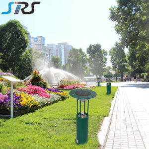 New Design Hot Sale Outdoor European Style 9W Solar Powered Decoration Garden Light Solar Lawn Light pictures & photos
