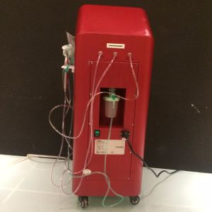 High Purity Medical Oxygen Jet Facial Care Machine pictures & photos