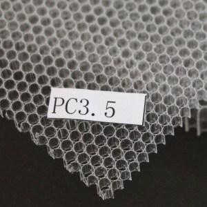 Polycarbonate Honeycomb (PC8-70) pictures & photos