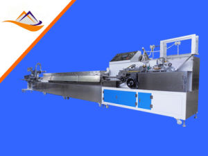 High Speed Cotton Swab Machine with Drying &Packing pictures & photos