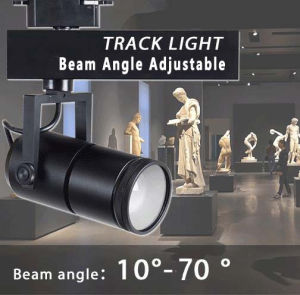 2017new Design COB LED Track Light pictures & photos