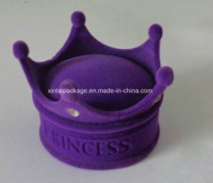 Factory Wholesale Crown Flock Box for Jewelry