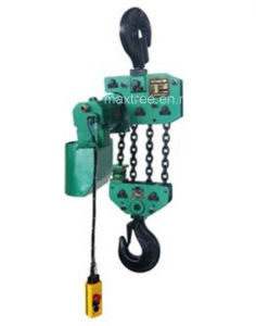 New Design Ce Approved Non Sparking Pneumartic Chain Hoist pictures & photos