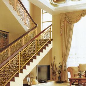Customized Aluminum Alloy Hotel Railing /Villa Balustrade pictures & photos