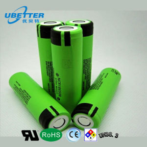 18650 3400mAh Lithium Ion Battery pictures & photos