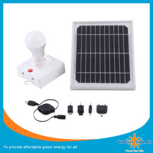 Home and Outside Using Solar Power LED Light pictures & photos