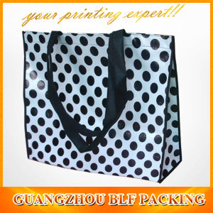Custom Non Woven Laminated Bag Shopping (BLF-NW159) pictures & photos
