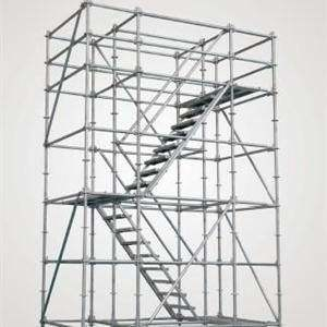 Kwikstage System Scaffolding for Construction pictures & photos