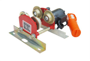 Electric Hoist Trolley for Electric Wire Rope Winch