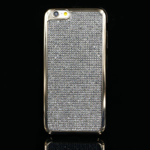 Wholesale Phone Case with Shining Diamond for iPhone pictures & photos