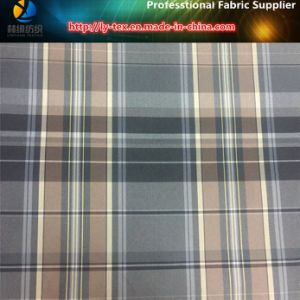 Polyester Yarn Dyed Check Fabric for Jacket/Garment (YD1085) pictures & photos