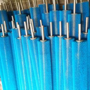 Food Transmitting Conveyor Belt Cleaning Brush Roller pictures & photos