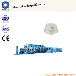 High Speed Baby Diaper Making Machine pictures & photos