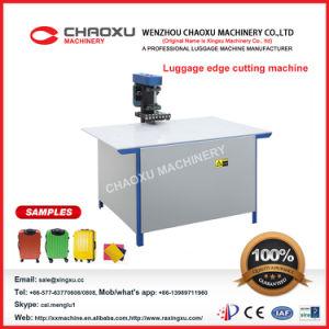 Plastic Luggage Edge Cutting Machine pictures & photos