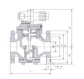 RP-6 Series Steam Pressure Reducing Valve (PRV) pictures & photos