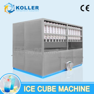 4 Tons/Day Ice Cube Machine with Semi-Automatic Packing System pictures & photos