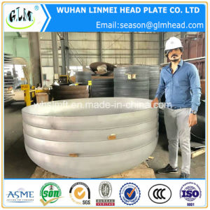 Stainless Steel Dish Head/Elliptical Head for Pressure Vessel Caps pictures & photos
