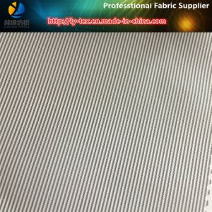 Narrow Strip Yarn Dyed Fabric in Polyester Textile Stripe Fabric for Jacket Lining (S173.175) pictures & photos