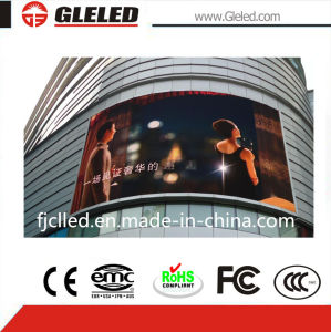 Wholesale Energy Saving and Advertising Outdoor Full Color LED Display -P10 pictures & photos