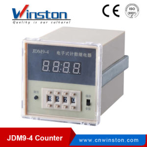 Jdm9-4 Digital Counter Electronic Time Counter pictures & photos