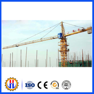 Ce Certification Tower Crane Qtz Inner Climbing Tower Crane pictures & photos