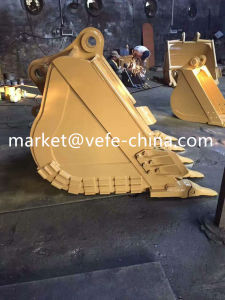 Excavator Bucket (Komatsu PC300 Heavy Duty Rock Bucket) pictures & photos