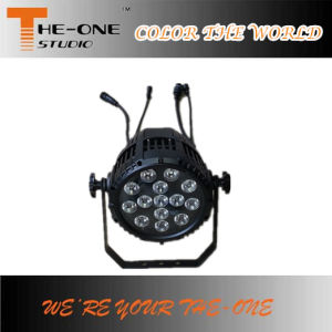 Waterproof 14PCS 17W Stage PAR Can Light LED PAR pictures & photos