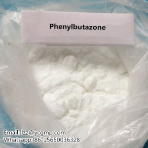 High Quality Anti-Inflammatory Pharmaceutical Phenylbutazone Raw Powder 50-33-9 pictures & photos