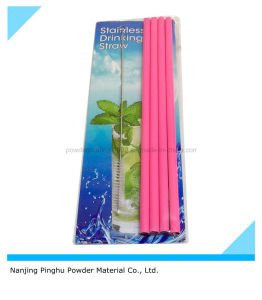 Pink Powder Coating with Factory Price pictures & photos