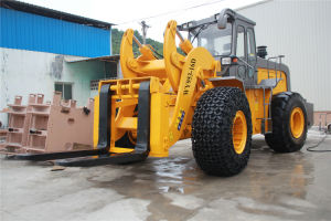 Hot Sale 16tons Diesel Forklift Wheel Loader pictures & photos