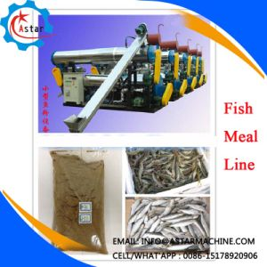 3ton Per Day High Protein Fish Meal Making Line pictures & photos